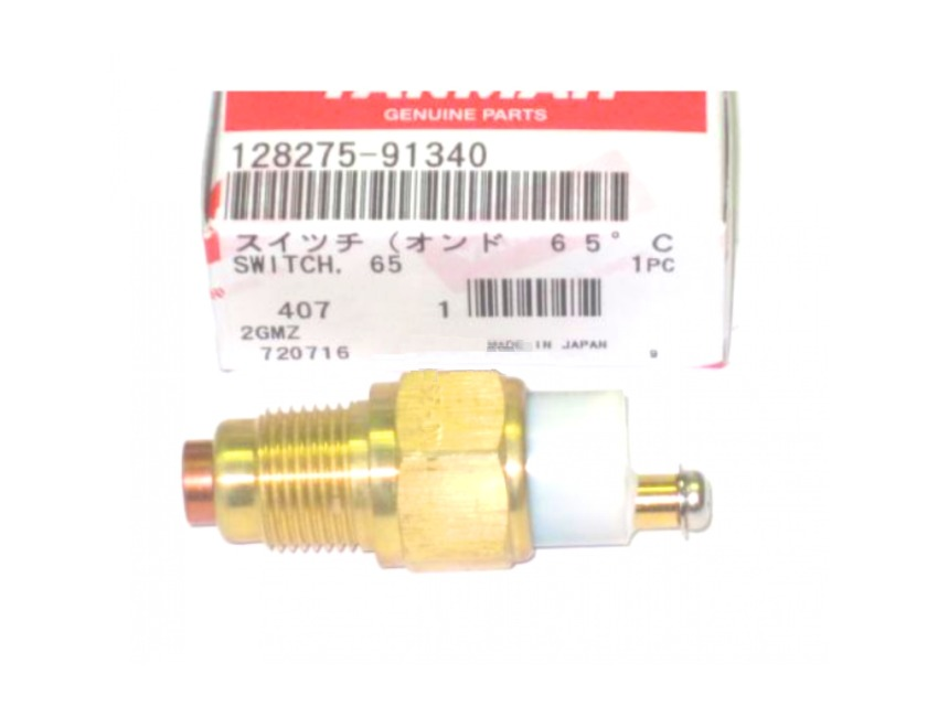 YANMAR Temperature alarm switch sender - GM / JH / LH - 128275-91340