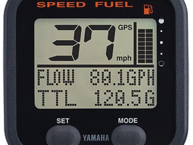 YAMAHA Marine - Digital network Gauge - Multi function - Outboard - Speed  Fuel