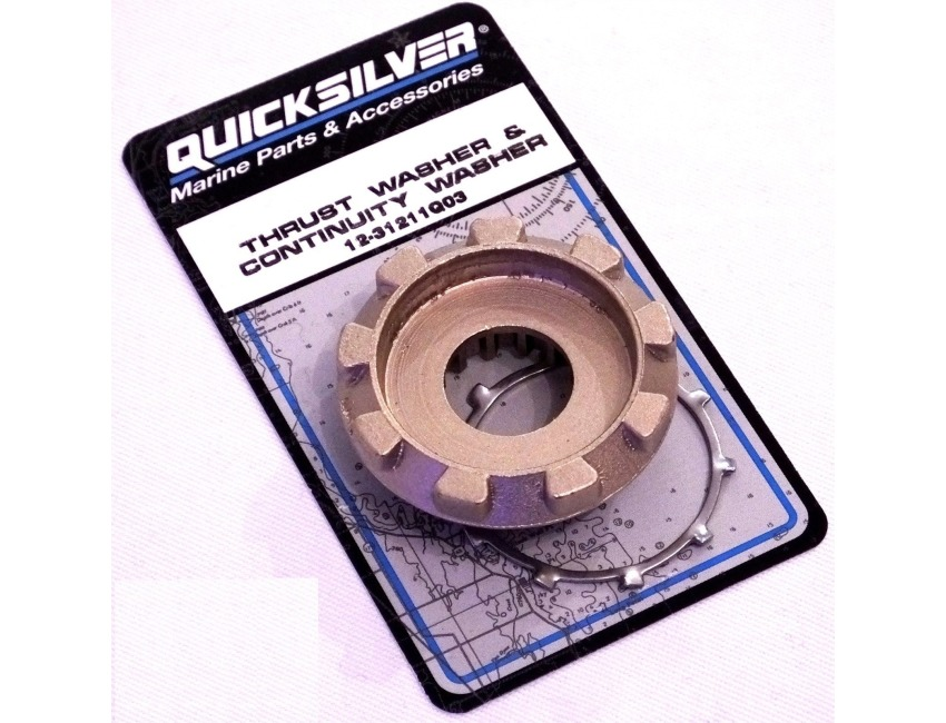 Quicksilver Thrust Washer /& Continuity Washer 12-31211Q03