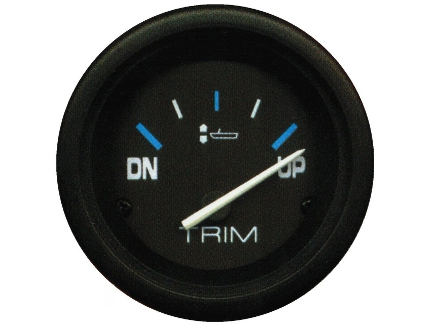 Mercury Trim Gauge - Mercruiser - Outboard - Quicksilver - 79-895292A01 |  Gauges & Wiring | Bottom Line | Isle of Man | Mercruiser Trim Gauge Wiring |  | Bottomline Marine