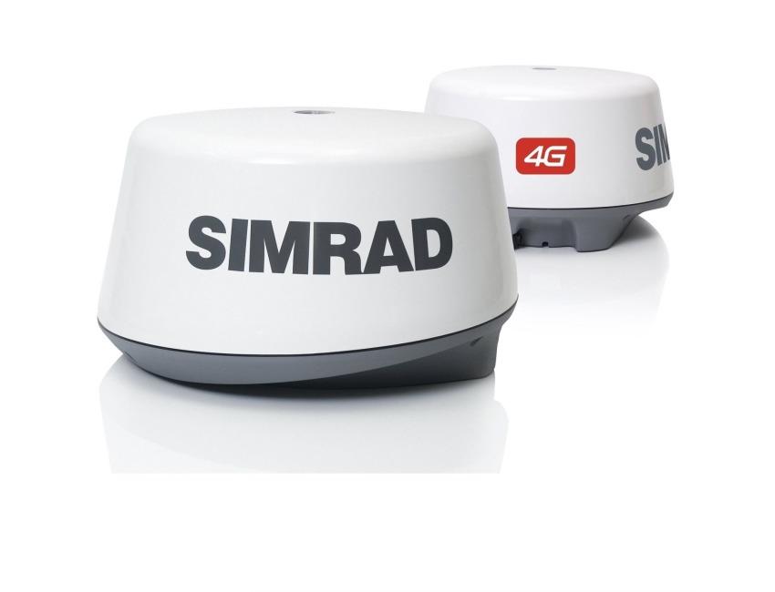 SIMRAD NSS12 Evo3 - 4G Radar Bundle - 000-13795-001
