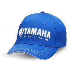 e1c97ab318c Genuine Yamaha - 2018 Paddock Blue Casual Cap - Adult - N18-FH310-E0