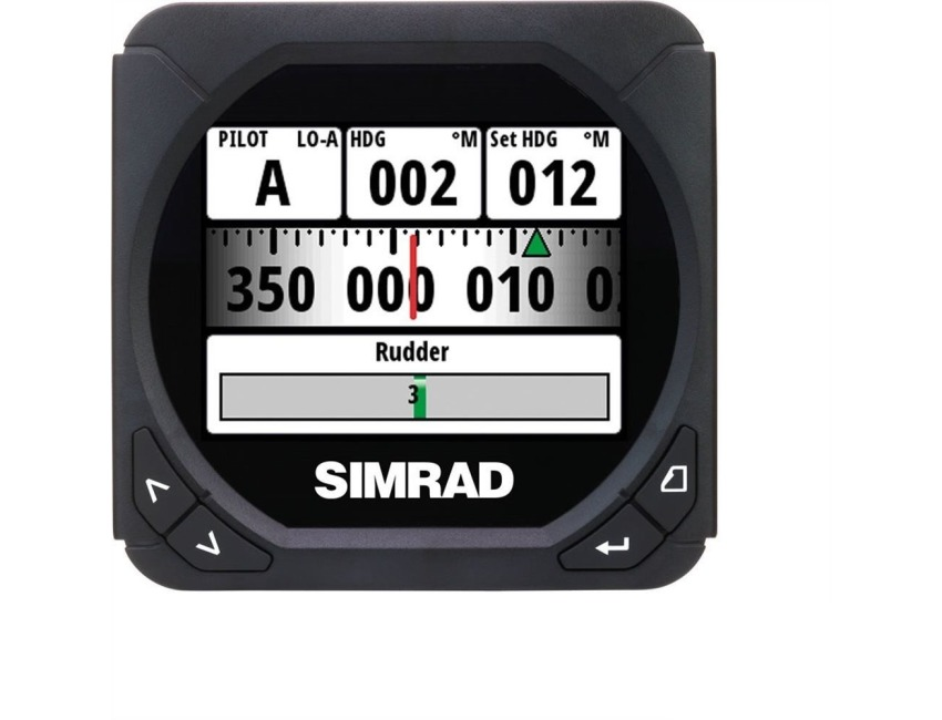 SIMRAD IS40 Colour Instrument Display - Multifunction - 4