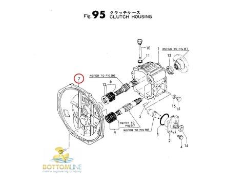 Alternator Wiring Diagram Hitachi likewise Kubota L210 Parts Diagram together with Cs130 Alternator Wiring Diagram also Installing A Bilge Pump Light further Rb20det Engine Diagram. on yanmar wiring harness