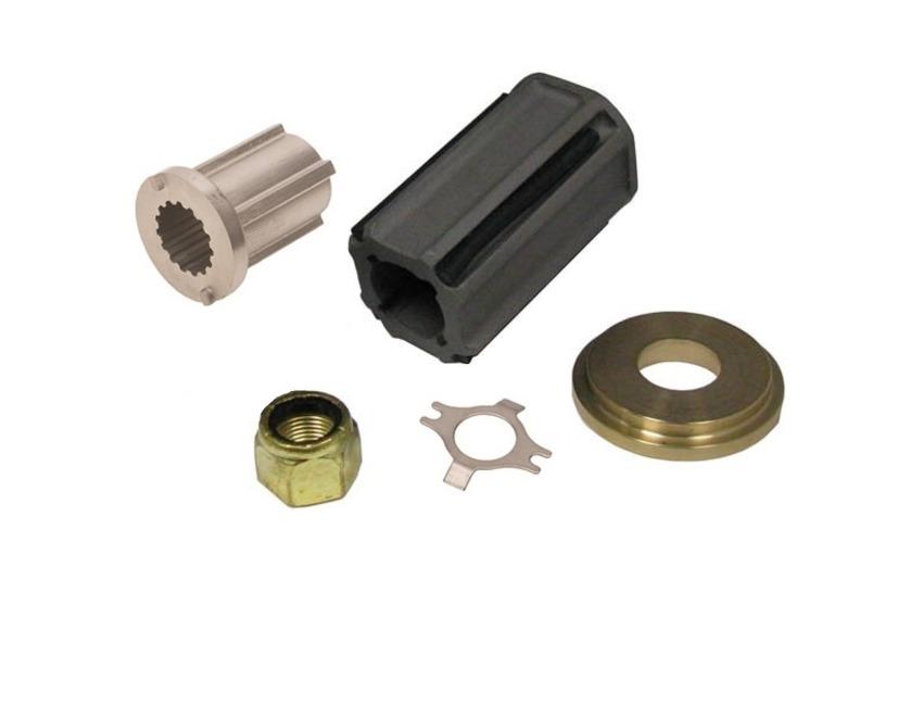 Mercury - Flo-Torq II Solid Hub Kit - Quicksilver - 835258K2 - 835258Q2