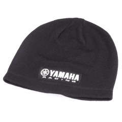 70a26510d6a Genuine Yamaha - 2018 Paddock Blue Beanie Hat - Black - Adult - N18-FH312