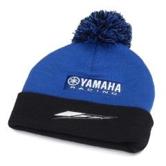 c34f5cbbab0 Genuine Yamaha - 2018 Paddock Blue Bobble Hat - Kids - N18-FH403-E1