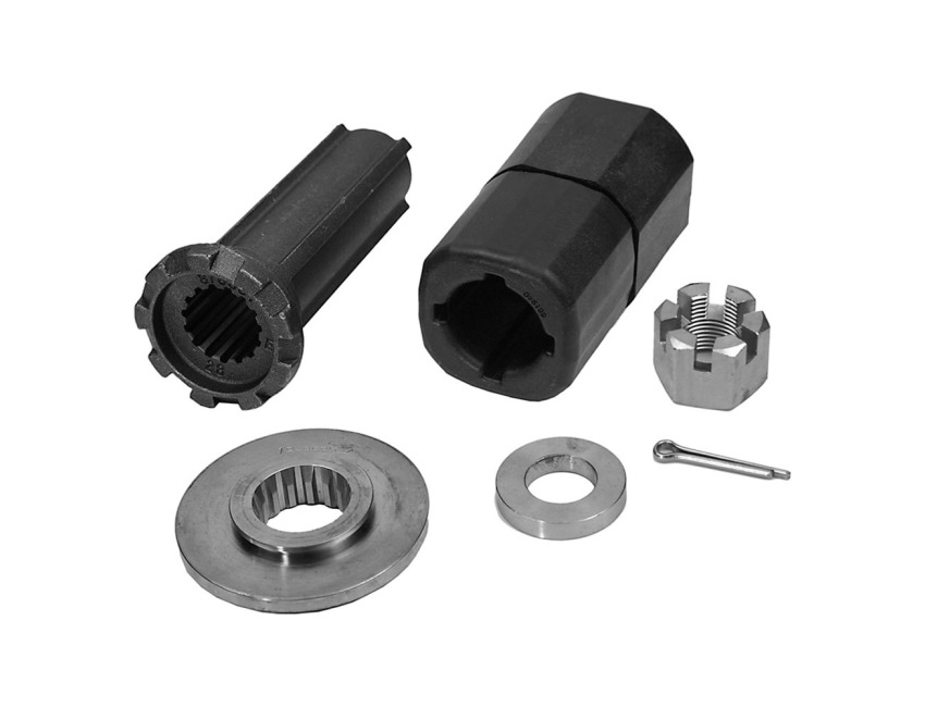 Upgrade to - Flo-Torq III (YAMAHA) Anti Rattle Hub Assembly Kit (When  purchasing new Mercury propeller) - 835272Q09