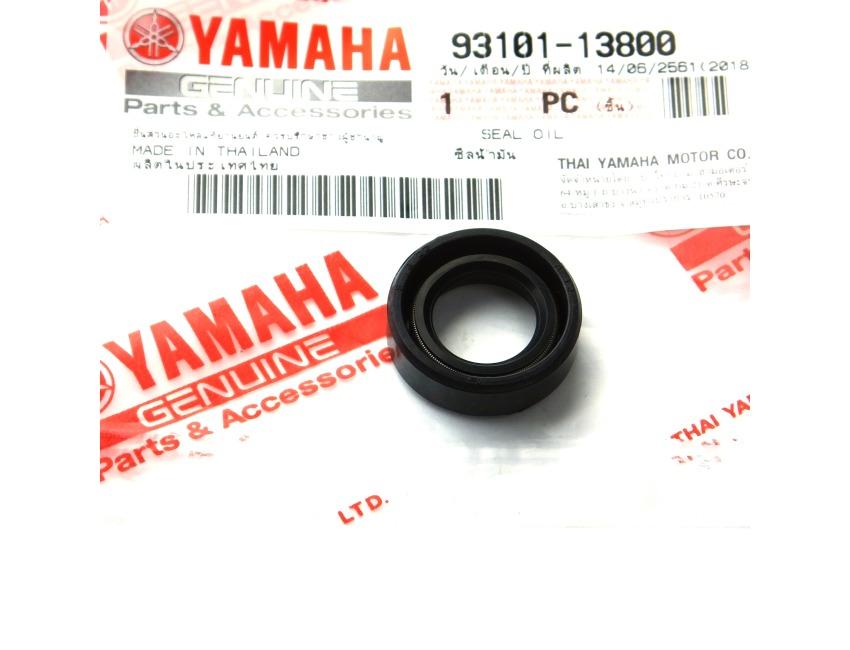 Genuine YAMAHA Outboard Drive shaft oil seal - F2 5A / F4A / 4A / 4B / 5C -  93101-13800
