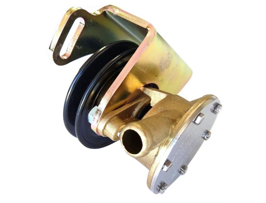 GENUINE YANMAR Sea Water Pump - 2YM15, 3YM20, 3YM30 (old style) -  128990-42500