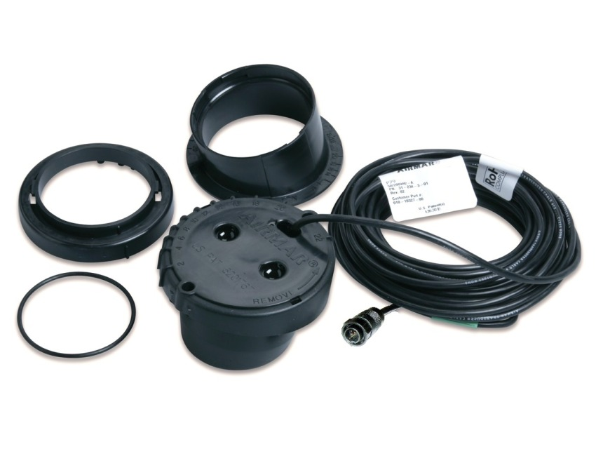 LOWRANCE / Airmar P79 - In hull Transducer - for Go7, Go9, Elite Ti - 9pin  xsonic plug