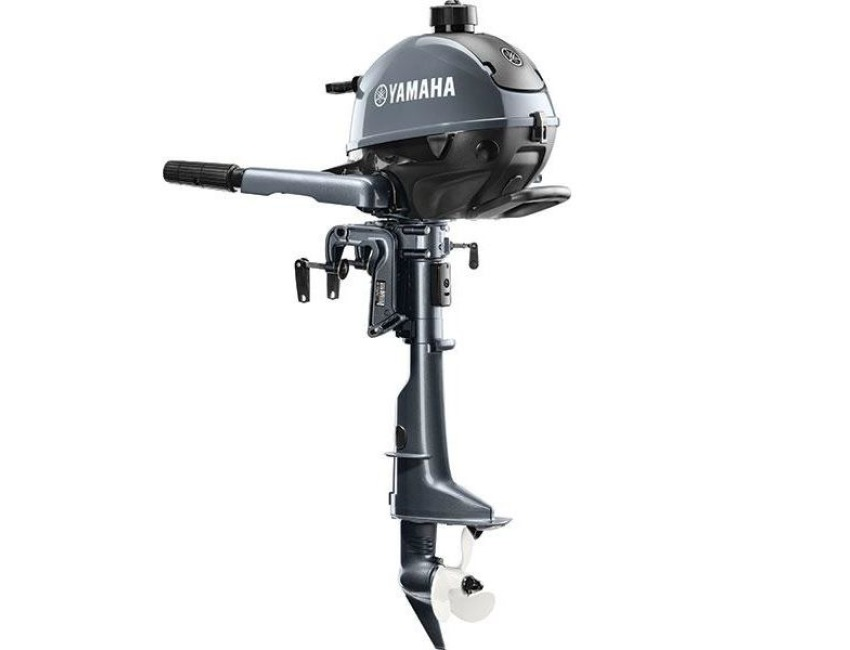 Small Outboard Motors >> Yamaha F2 5bmhl 4 Stroke Outboard Motor Long Shaft