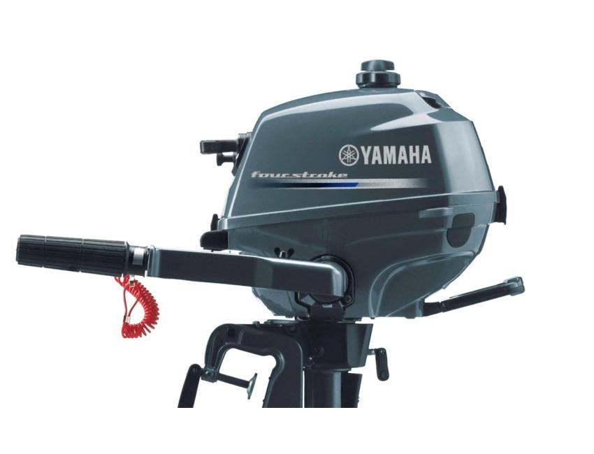YAMAHA F2 5AMHS 4-Stroke Outboard Motor - Short